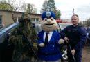 Policjanci wspierają chorego na nowotwór złośliwy kolegę [ZDJĘCIA]