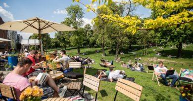 Poznań – Lato w mieście by Stary Browar 2017. Rozkład jazdy. W tym roku warto zadbać o to, aby w wakacje choć kilka dni spędzić w parku Starego Browaru.