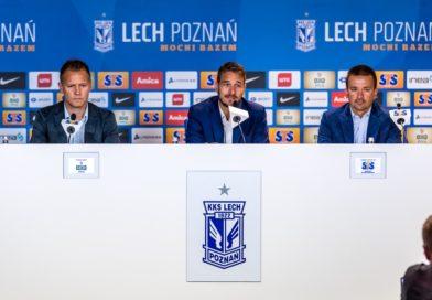 KKS Lech Poznań – Zmiany w zarządzaniu Akademią. Nowi dyrektorzy