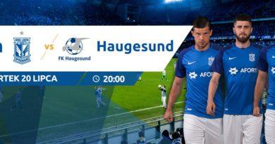 Lech Poznań – FK Haugesund: na żywo w Lech TV w usłudze PPV