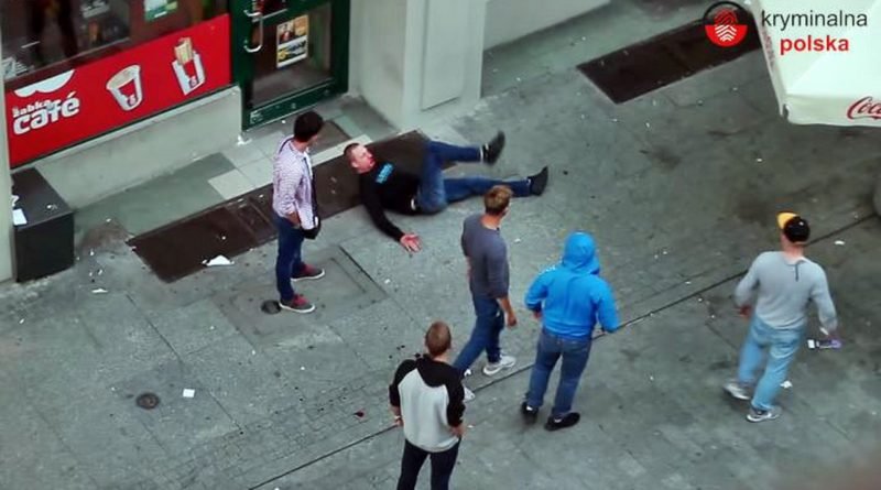 Poznań – Uczestnicy brutalnego pobicia na ul. Wrocławskiej – Rozpoznajesz te osoby? [ZDJĘCIA, FILM+18]