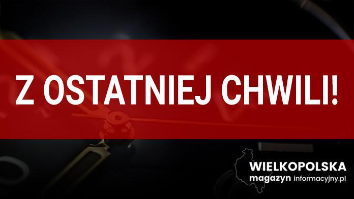 Z OSTATNIEJ CHWILI: Trasa kolejowa Poznań - Zbąszynek zablokowana.