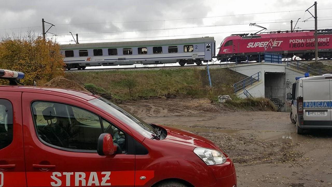 Tragiczne zdarzenie na torach kolejowych - Trasa Poznań do Berlin. [AKTUALIZACJA]