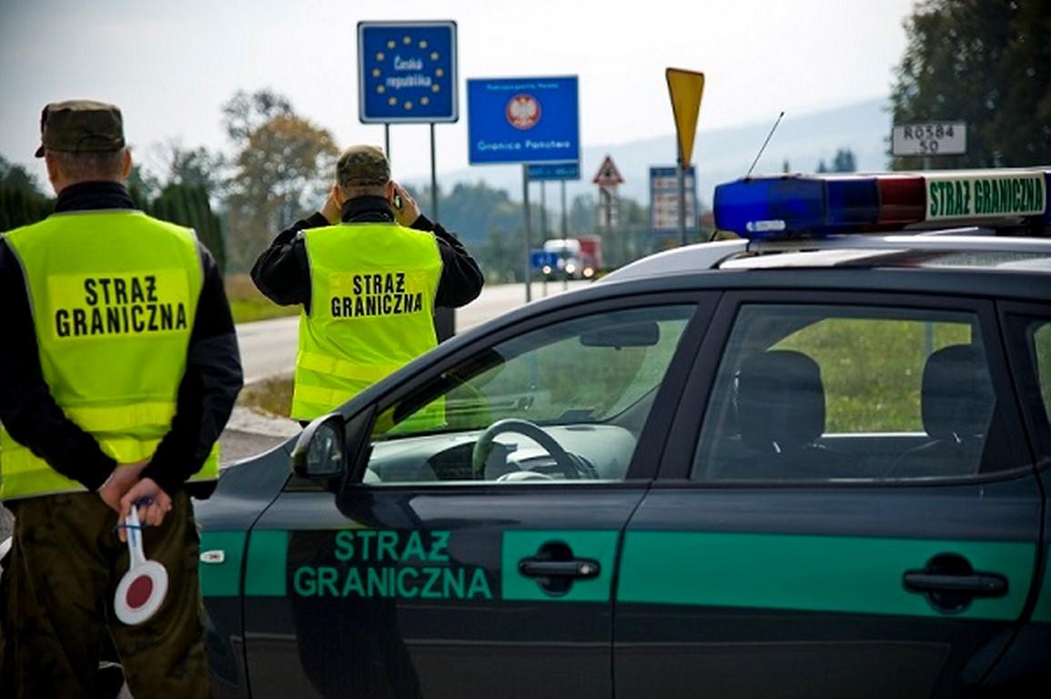 W ciągu dwóch dni zatrzymano 38 cudzoziemców w związku z nielegalnym pobytem i nielegalnym przekraczaniem granicy