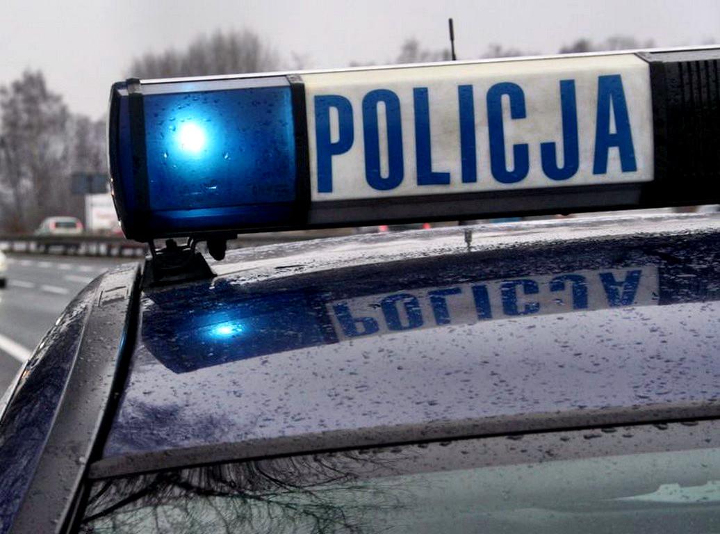 Początkujący policjant zatrzymał kierowcę z 3 promilami
