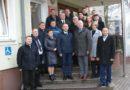 Prezydent Tarnopola Serhij Nadal na czele Ukraińskiej delegacji, która gości w powiecie nowotomyskim.
