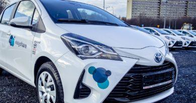 Poznań: Coraz więcej współdzielonych samochodów
