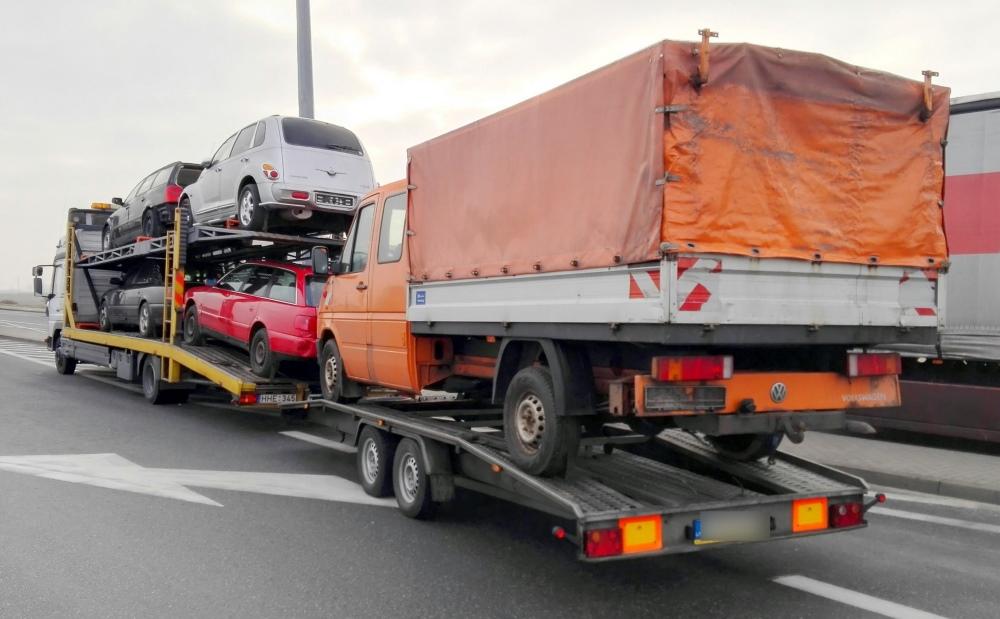 PÓŁ KILOMETRA W SEKUNDĘ? Rekordy litewskiego przewoźnika na autostradzie A2