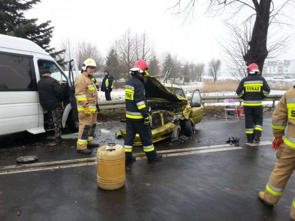 Nowy Tomyśl - Siedem wypadków w jeden dzień na drogach powiatu nowotomyskiego [ZDJĘCIA]