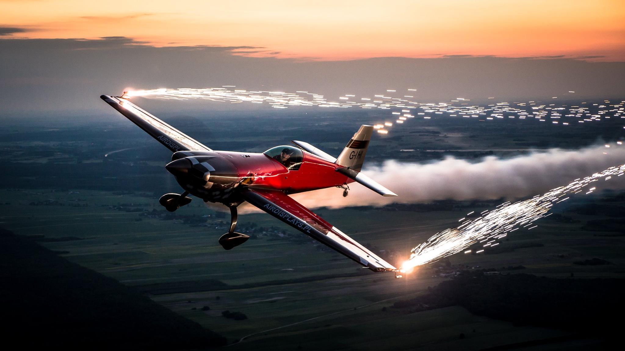 Poznań Air Show – Międzynarodowe Pokazy Lotnicze... 2 dni ekstremalnych emocji