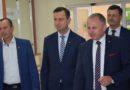 Wizyta Prezesa PSL w Szpitalu Powiatowym w Szamotułach