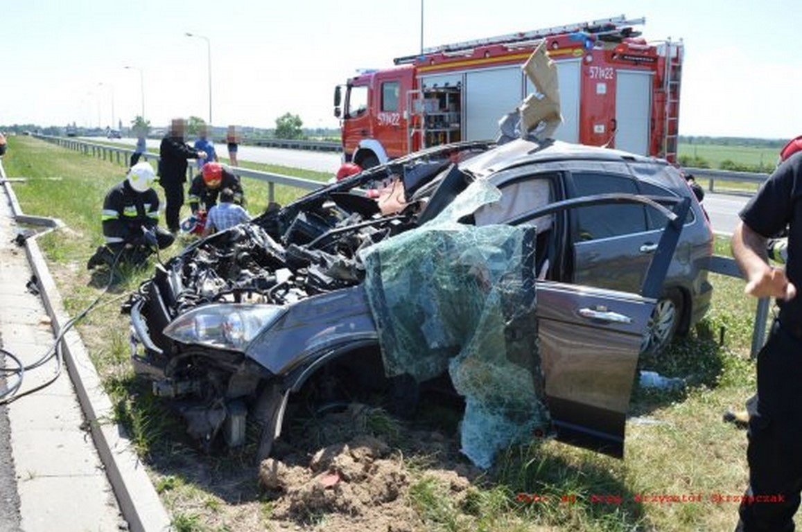 Kolejna tragedia na drodze !!! Śmierć pasażera !!!