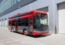 Premiera pierwszego na świecie autobusu elektrycznego do poboru krwi