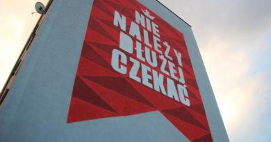 Zbąszyń: Warsztaty muralowe – ZAPROSZENIE !