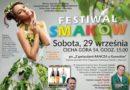 """Festiwal Smaków w Cichej Górze – Imprezę poprowadzi Piotr Pręgowski (serialowy Pietrek z  """"RANCZA"""") ZAPOWIEDŹ"""