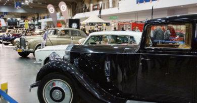 Rekordowa trzecia edycja targów Retro Motor Show w Poznaniu [ZDJĘCIA, FILM]