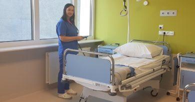 Zakończył się remont Oddziału Rehabilitacyjnego Szpitala w Puszczykowie [ZDJĘCIA]