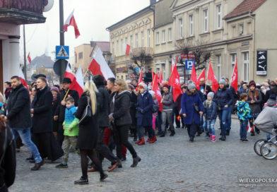 Nowotomyskie obchody 100 rocznicy odzyskania przez Polskę niepodległości [ZDJĘCIA, FILM]