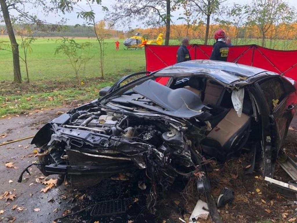 Kolejny śmiertelny wypadek na drogach powiatu nowotomyskiego [AKTUALIZACJA]