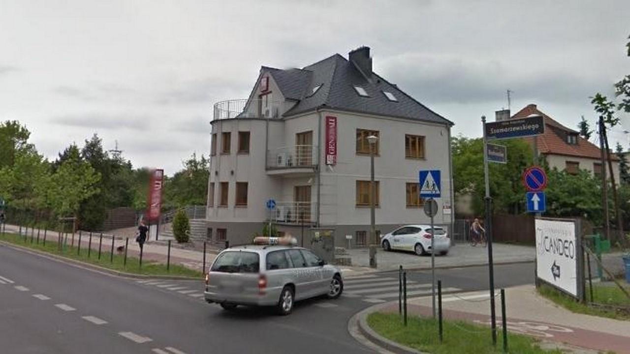 Zamknięta dla ruchu pojazdów przez jeden dzień będzie ulica Szamarzewskiego, pomiędzy ul. Bednarską i ul. Przybyszewskiego/fot. Google Street View