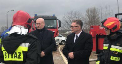 Pysząca – wojewoda wielkopolski wnioskuje o wsparcie wojska