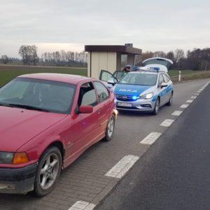 """UCIEKAŁ BO BYŁ PIJANY I BEZ """"PRAWKA"""" ! Policyjny pościg za BMW!"""