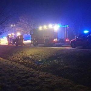 Nie żyją trzy młode osoby ! Tragiczny w skutkach weekend na drogach powiatu grodziskiego.