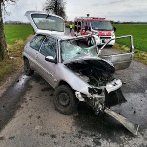 Tragedia! Nie żyje 18-letnia dziewczyna! To już trzeci śmiertelny wypadek na tej trasie w tym roku!