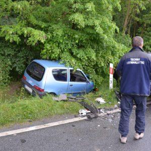 Tragiczny wypadek w Lipnicy! Nie żyje 33- letnia kobieta.