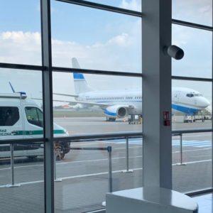 Zatrzymani na lotnisku w Poznaniu-Ławicy