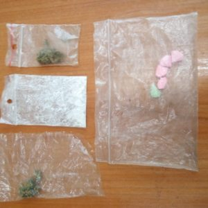 Kolejni zatrzymani z narkotykami