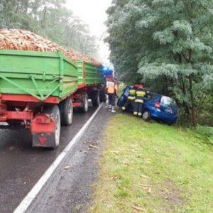 Nowy Tomyśl - plaga wypadku na drogach powiatu nowotomyskiego