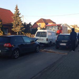 Nowy Tomyśl: Uwaga! Wypadek na ul. Kościuszki - UTRUDNIENIA