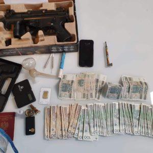 POLICJANCI ZABEZPIECZYLI 176 KILOGRAMÓW NARKOTYKÓW [ZDJĘCIA, FILM]