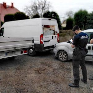 Grodzisk Wielkopolski: Policjanci zabezpieczyli samochody o łącznej wartości ponad 300 tys zł.