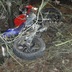 Tragiczny wypadek! Nie żyje 33-letni motocyklista