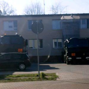 Wojsko na ulicach Nowego Tomyśla [ZDJĘCIA, FILM]