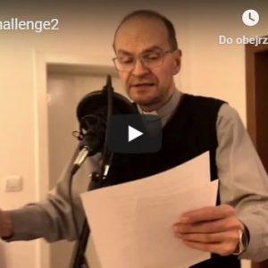 Nowy Tomyśl: Ksiądz Proboszcz podjął wyzwanie i rapuje #hot16challenge2[FILM]