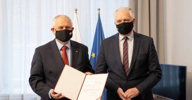 Poseł Grzegorz Piechowiak wiceministrem rozwoju, pracy i technologii