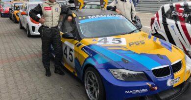 Mistrz Polski w Wyścigach Samochodowych należy do policyjnej grupy SPEED