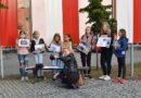 Zbąszyń: Uczniowie robią film