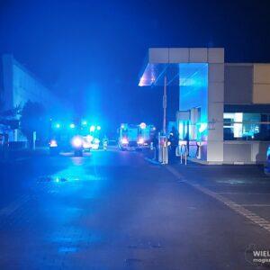 Nowy Tomyśl: Nocna akcja Straży Pożarnej. Nie stwierdzono widocznych oznak pożaru.[AKTUALIZACJA]
