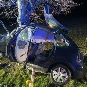 Tragiczny wypadek w świąteczną noc! Nie żyje 26-latka [AKTUALIZACJA]