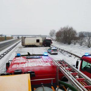 Autostrada A2 zablokowana!