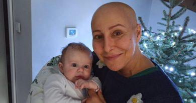 Apel o pomoc dla ciężko chorej policjantki! Zrzutka na walkę z nowotworem dla Agnieszki