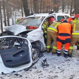 Tragiczny wypadek na DK -11