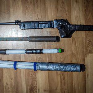 Przejęta broń i materiały wybuchowe. Akcja służb przeprowadzona w 8 województwach [ZDJĘCIA, FILM]