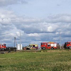 Tragiczne zderzenie auta osobowego z pociągiem [AKTUALIZACA]