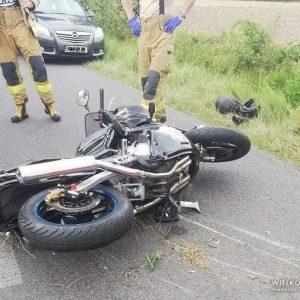 Uwaga! Wypadek drogowy ze skutkiem śmiertelnym... [AKTUALIZACJA]