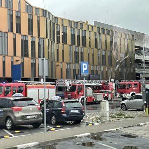 Uwaga! Poznań Główny - Trwa ewakuacja